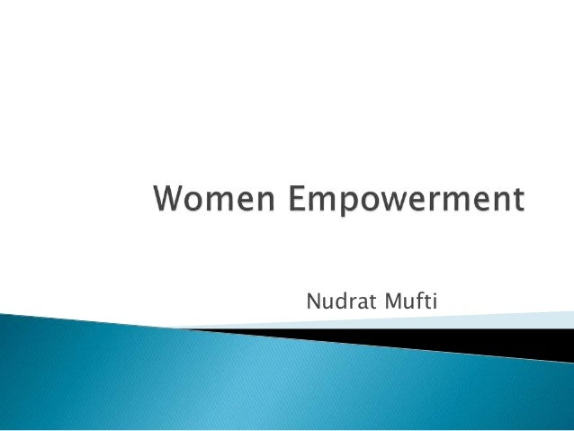 Nudrat Mufti