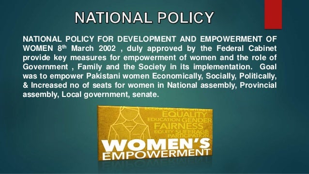 women empowerment in pakistan Women empowerment organization- pakistan 1,102 likes 6 talking about this weo is a registered non-profit organization fighting global poverty and.
