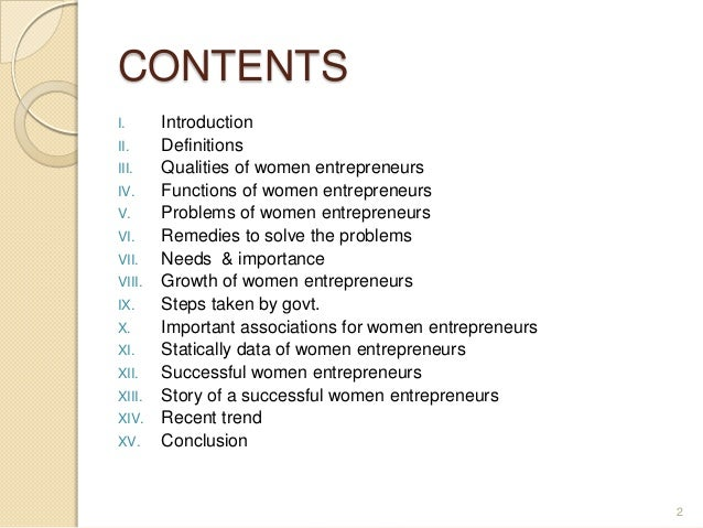 traits of successful women entrepreneurs Starting a business requires the ability to constantly deal with new problems and challenges without the traits necessary to withstand this, your business could implode on you faster than it started, states start-up business expert jason bowser in his article, 8 traits of successful entrepreneurs, for the us department of commerce.
