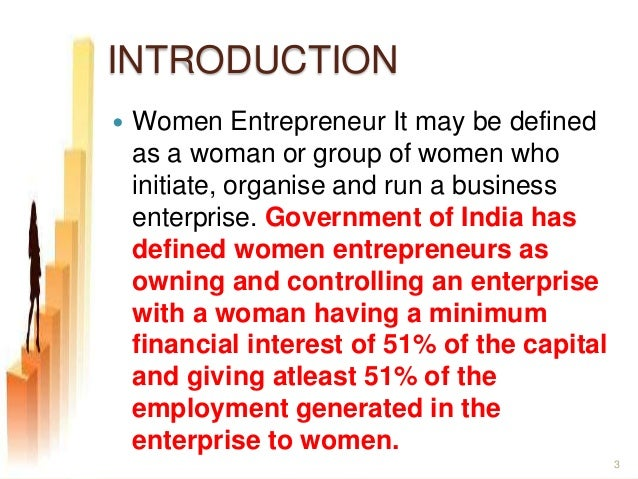 essay women entrepreneurs An entrepreneur is a person who organizes, operates, and assumes the risk for a business venture i believe there are three important characteristics for an entrepreneur to be successful.
