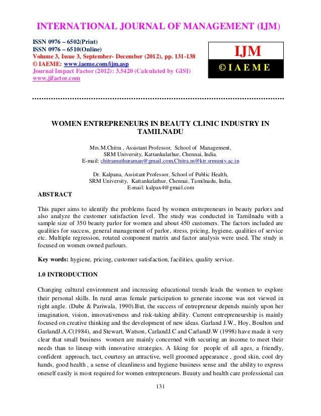 INTERNATIONAL JOURNAL OF MANAGEMENT (IJM)– International Journal of Management (IJM), ISSN 0976 – 6502(Print), ISSN 0976  ...
