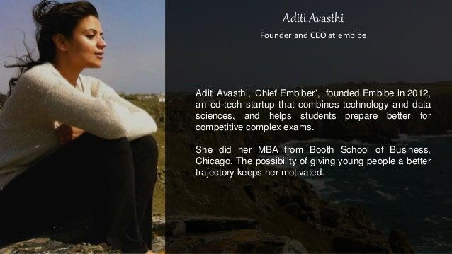 about aditi avasthi