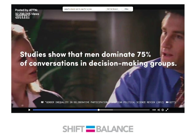 Why don't women talk as much as men? • Women's lower self-esteem translates in language patterns. • Women are verbally les...