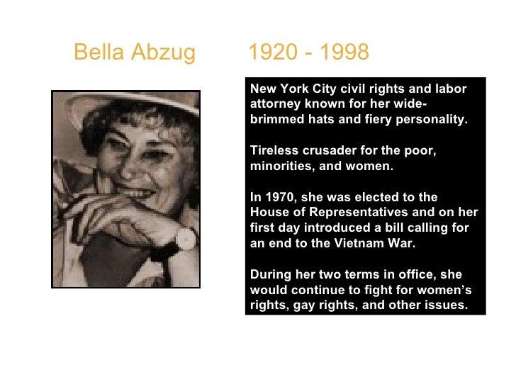 Women In History Slide 2