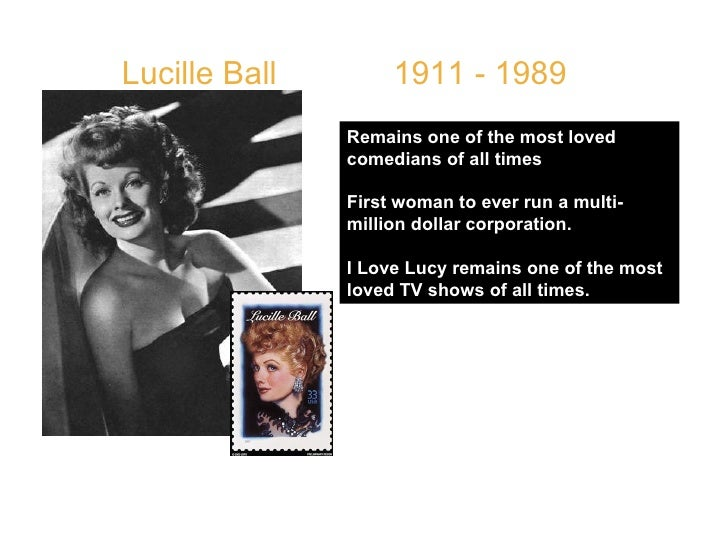 """Lucille Ball  1911 - 1989  QUOTE: """" The secret of staying young is to live honestly, eat slowly, and lie about your age. """"..."""