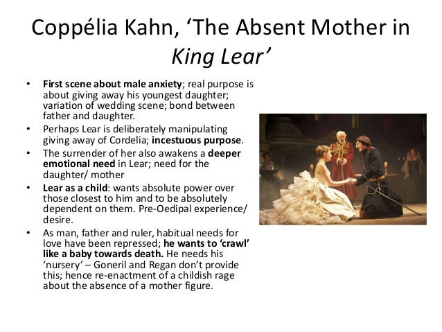 Women in king lear and gloucester prep