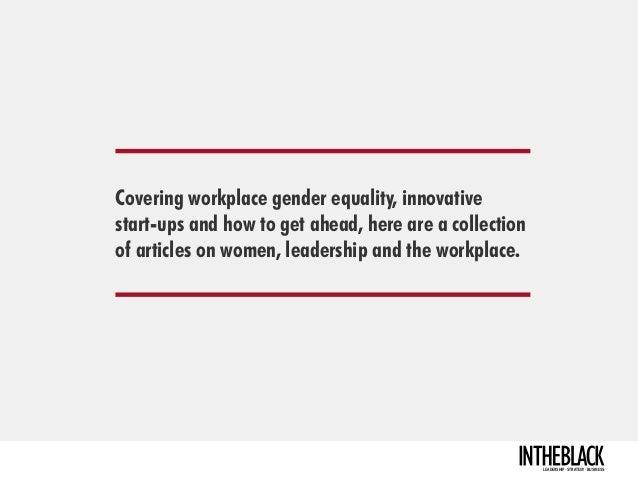 8 women in leadership  Slide 2