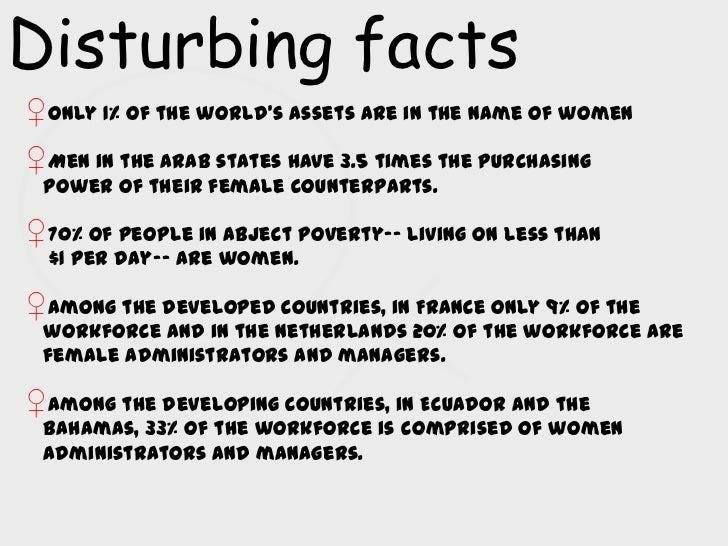 Women in management Slide 3