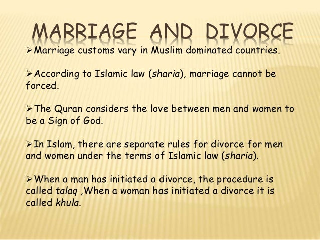Muslim dating rules in western countries