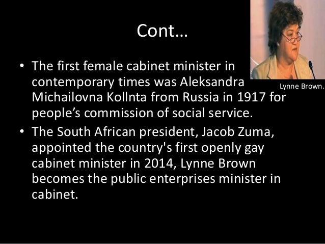 Women in cabinet (kenya)