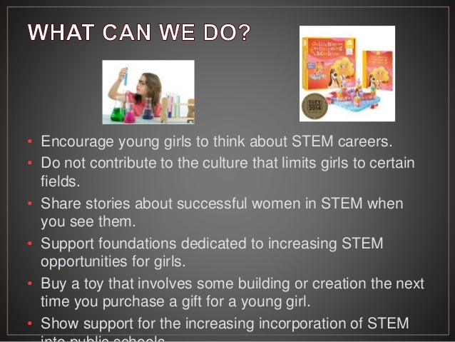 Closing the STEM Gender Gap: Why Is It Important and What Can You Do to Help?
