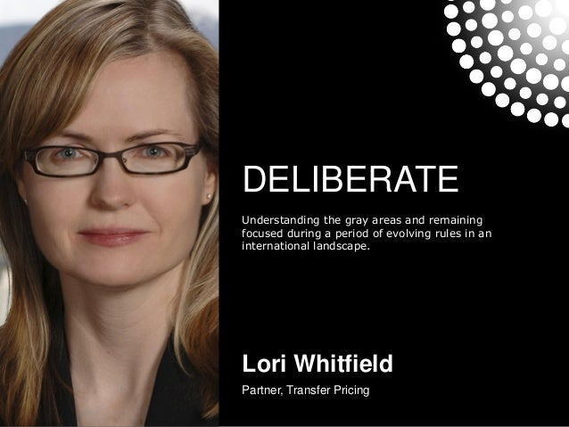 Deloitte's 2017 Women in Tax Leaders