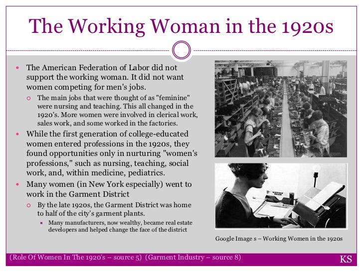 women work essay