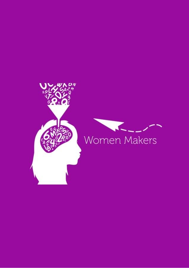 Women Makers: Apresentação