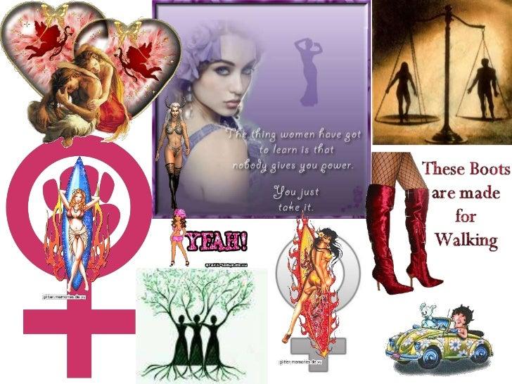Women Of Strength & Substance ~ Past & Present