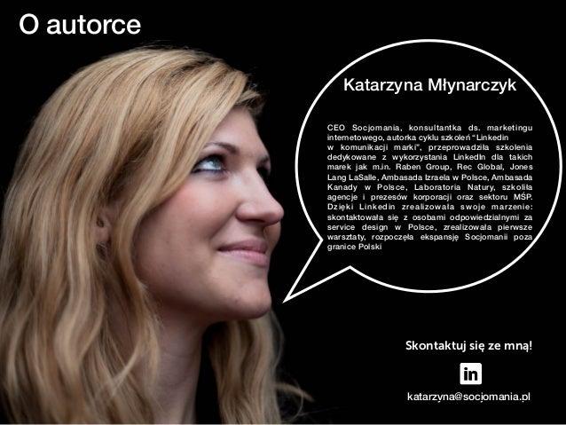 Kobiety na Linkedin w Polsce Slide 2