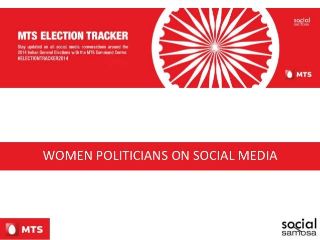 presentation of female politicians in media Does lopsided male representation in media skew our perceptions  addressing unconscious bias  only 12 female politicians were shown,.