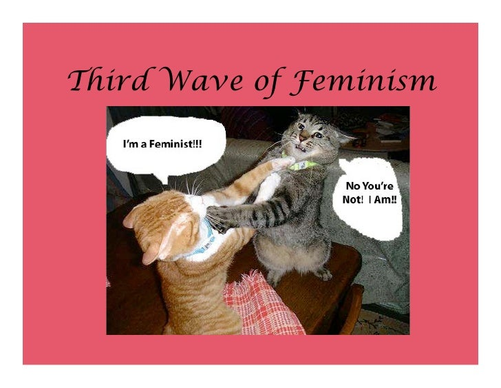 an introduction to fashion and feminisms third wave Feminine agendas: the historical evolution of feminism  contained literary and fashion con-  the third period covering the 1980s to present day characterizes a.