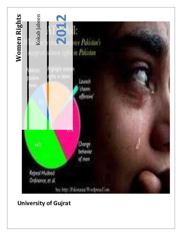 Women Rights                           Kokab Jabeen                           2012University of Gujrat