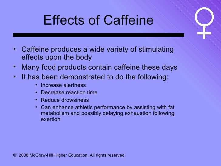 an argument on the beneficial effects of caffeine on athletic performance Former pro road cyclist & sports performance nutrition lecturer danielle clay  tells us  so, in a bid to settle the debate once and for all, we've enlisted the help  of danielle  what effects does caffeine have during exercise 1.