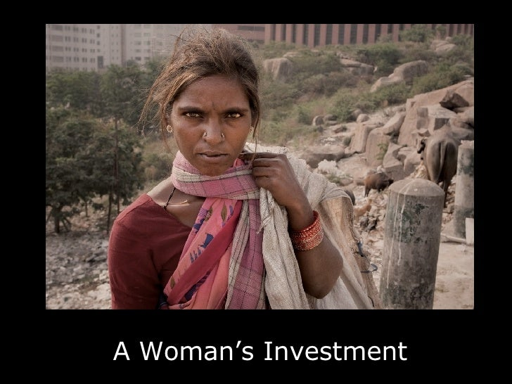 A Woman's Investment