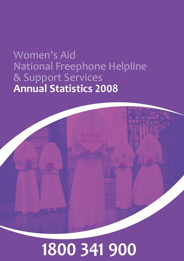 Women's Aid National Freephone Helpline & Support Services Annual Statistics ���8          �8�� ��� ���