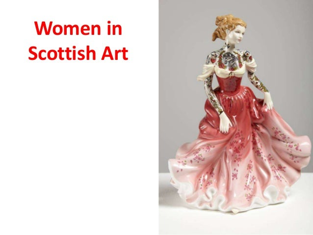 Women in Scottish Art