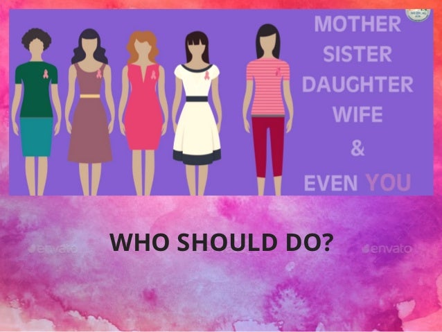 WHO SHOULD DO?