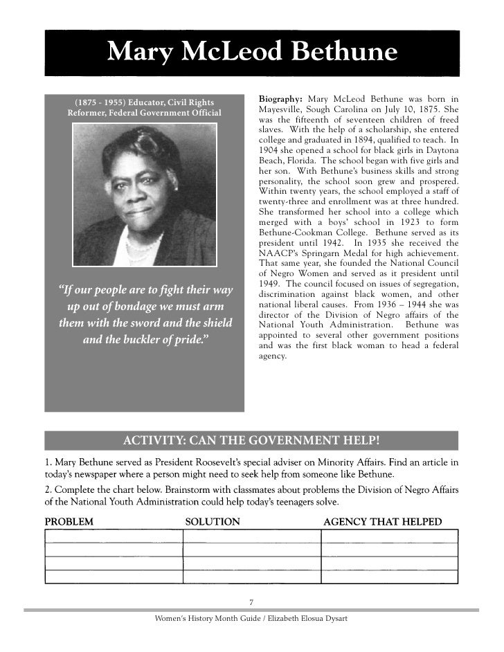 Biography: Elizabeth Blackwell was born in                         (1820 - 1910) Doctor, Teacher, Counterslip, England on ...