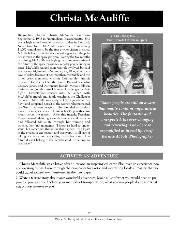 Biography: Vilma Martinez was born in San     (1901 - 1978) Anthropologist,                  Antonio, Texas in 1945. Discr...