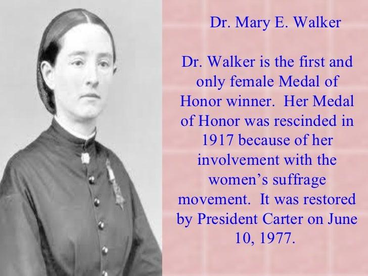 Women's History Month Slide 3