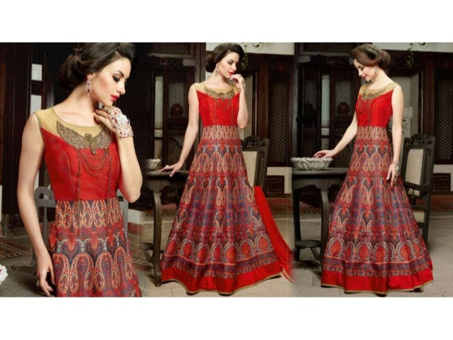 65a0c7da55 Womens Indo Western Designer Party Wear Long Gowns Presents By  DesignersAndYou  2.