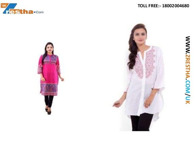 22ad46bed5 Womens Kurtis Online Shopping UK, Designer Kurti