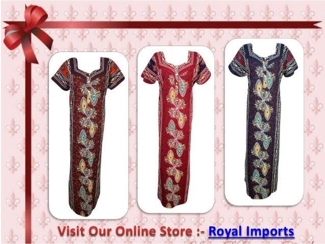 Women sleepwear night gown Lounger nighty 9f40a696f