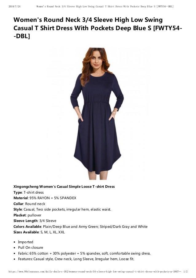 7d5f24fe17e Women sl t shirt dress  5.99 Free Shipping From USA WAREHOUSE