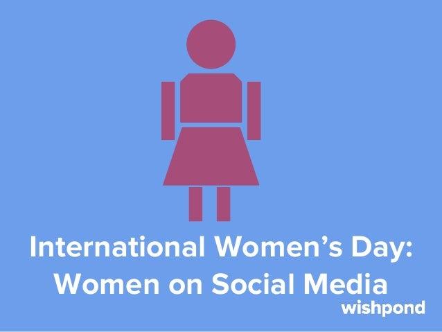 International Women's Day: Women on Social Media
