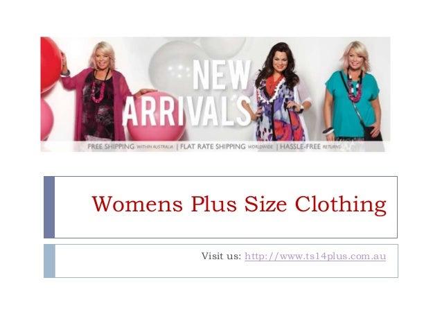 Womens Plus Size ClothingVisit us: http://www.ts14plus.com.au