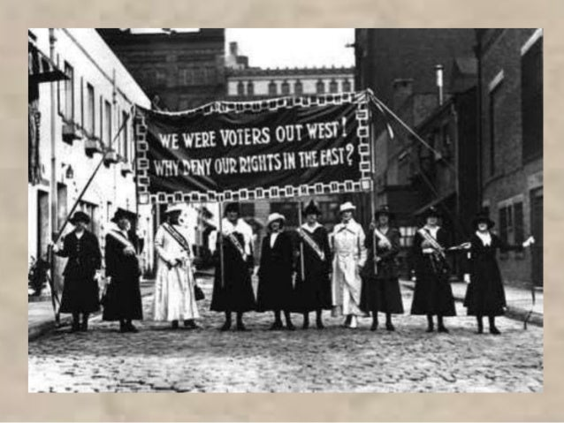 """1913: Women Beaten When They Dare Ask For The Right to Vote """"Eight thousand women with suffrage banners flying paraded alo..."""