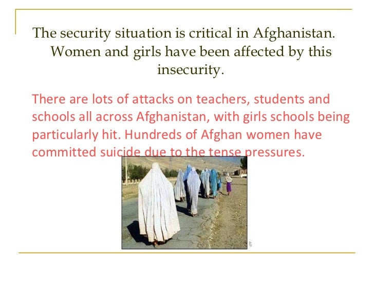 essay on women rights in afghanistan The human rights violations of afghani women in their society afghan culture and society is a very rich mix influenced by different ethnicities, clans and tribes this diversity or cultures.