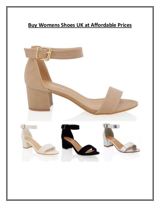 Buy Stylish Womens Shoes UK Online at
