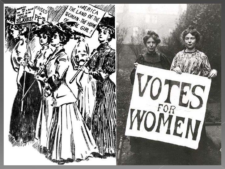 womens rights 19th century From slave women to free women: the national archives & black women's  remarkable women and the 19th century women's  on women's and girls' rights.