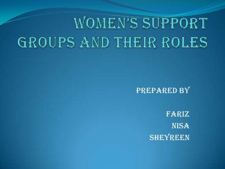 PREPARED BY     FARIZ      NISA  SHEYREEN