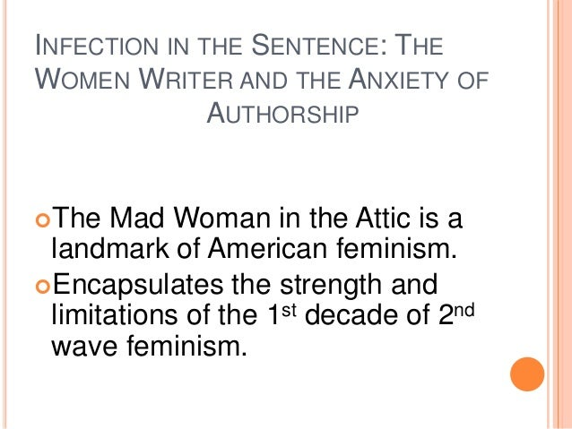 ... 10.  sc 1 st  SlideShare & The Madwoman in the Attic