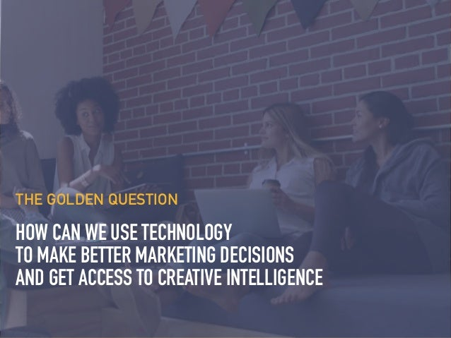 WomenTech 2020: Effective Marketing Planning With The Power of AI and Machine Learning Slide 2