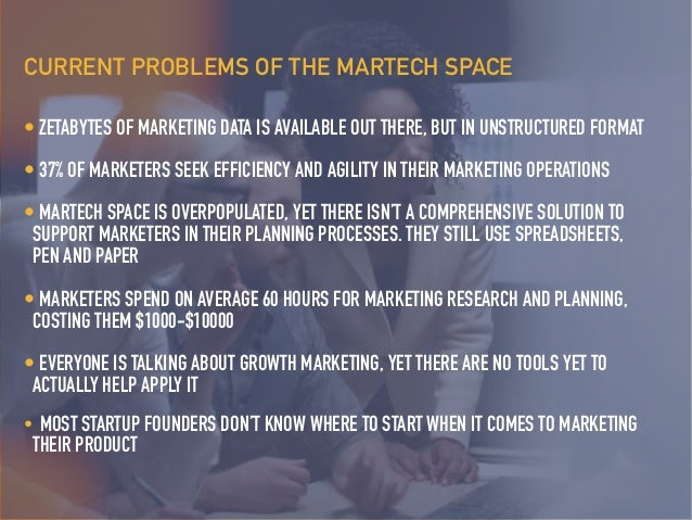 WomenTech 2020: Effective Marketing Planning With The Power of AI and Machine Learning Slide 3