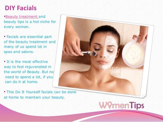 Get a dazzling look with diy facials diy facials beauty treatment solutioingenieria Choice Image