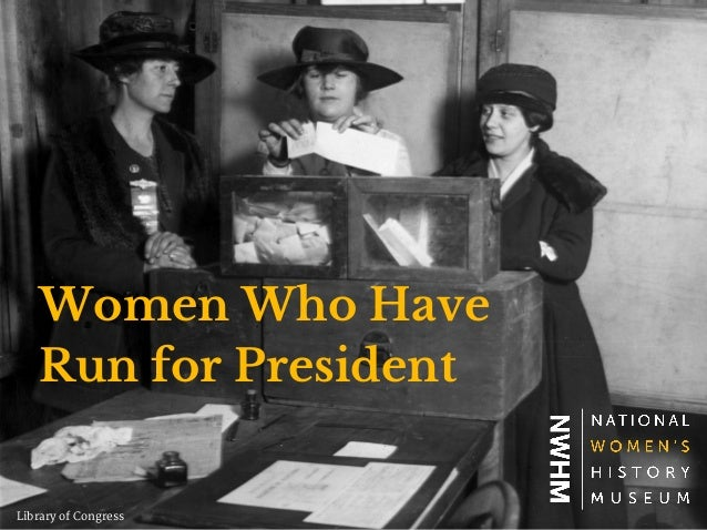 having a woman president essay Is south africa ready for a woman president essay  laws passed by the  federalist-controlled congress as america was getting ready for war with france.