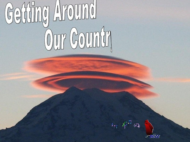 Getting Around Our Country ~