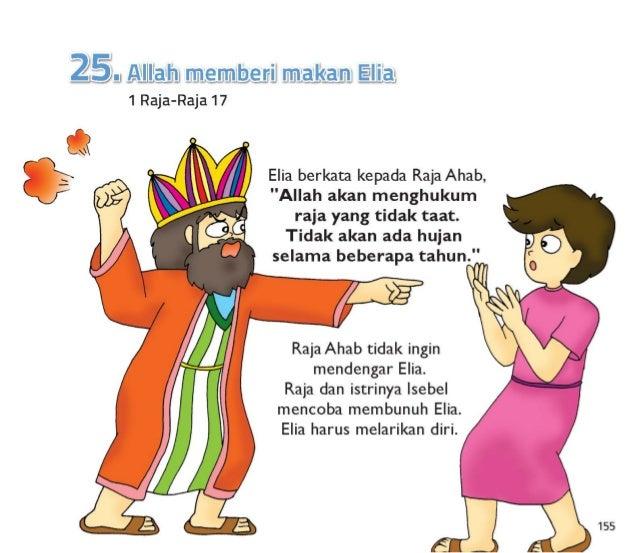 156         Allah berkata kepadanya untuk melarikan diri dari raja.