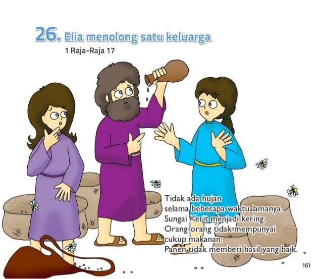 "162  ""Kemana kita akan mendapatkan makanan untuk dimakan? ""  Elia berdoa.   ""Pergilah ke Sarfat.   Seorang janda akan meme..."